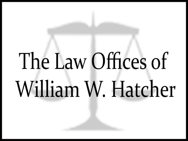 Law Offices of William W. Hatcher